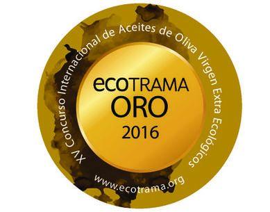 Medalla de oro en ECOTRAMA