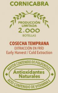 Etiqueta Ecolibor Cornicabra