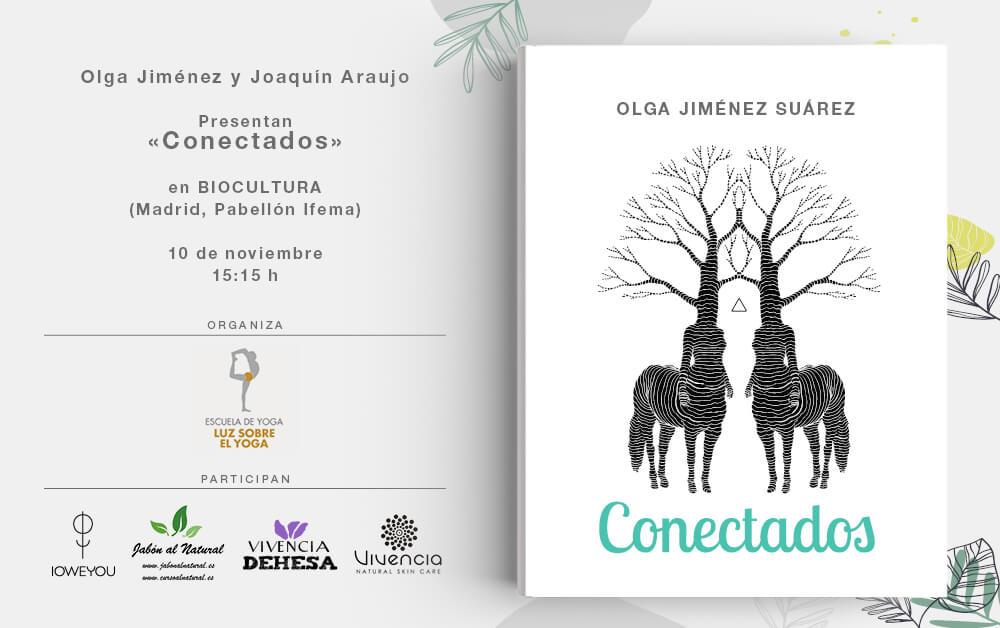 Se presenta el libro «Conectados» en Biocultura Madrid